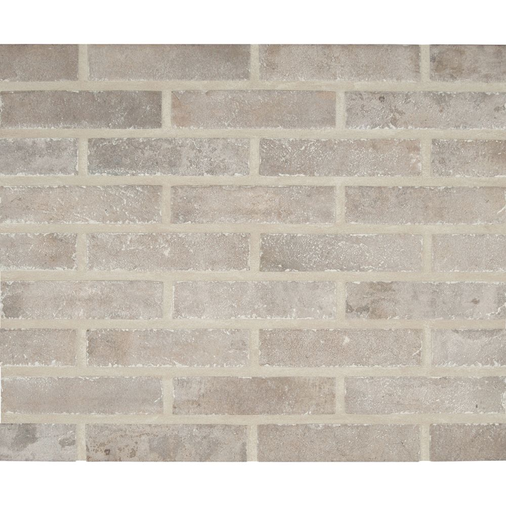 Abbey Brick 2-1/3X10 Matte Porcelain Floor & Wall Tile