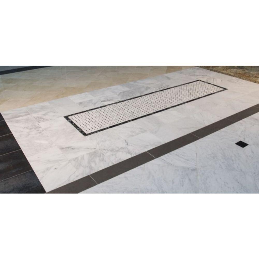 Arabescato Carrara 18X18 Honed
