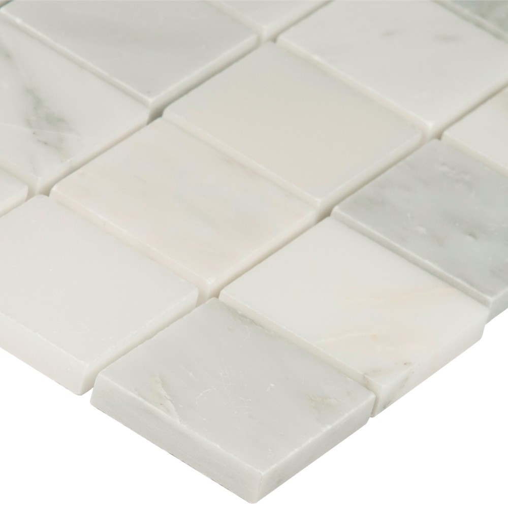 Arabescato Carrara 2x2 Polished