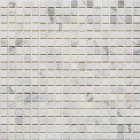Calacutta 5/8x5/8 Polished Mosaic