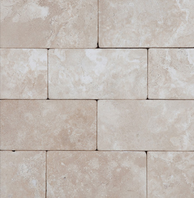 Durango Cream 3X6 Tumbled