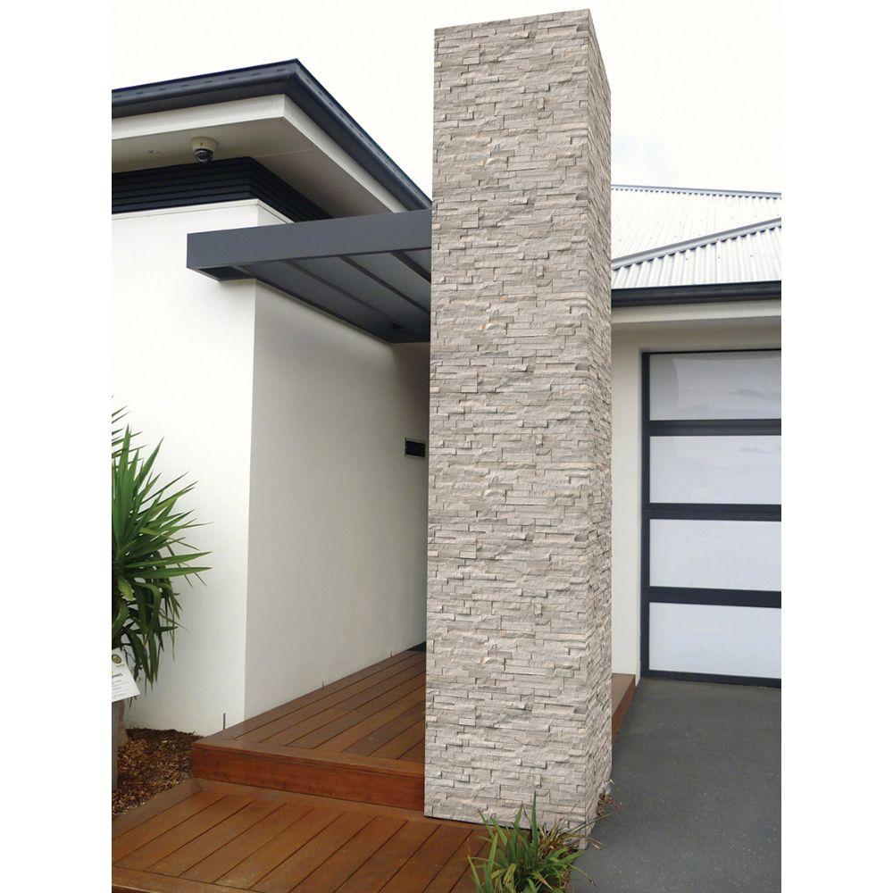 Classico Oak Ledger Panel 6X24 Natural Marble Wall Tile