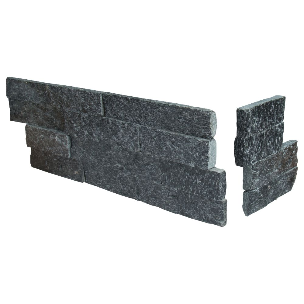 Coal Canyon L Corner 6x12x6 Split Face