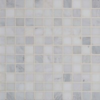 Arabescato Carrara 1x1 Honed