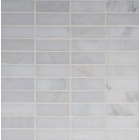 Arabescato Carrara 1x3 Honed