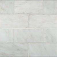 Arabescato Carrara 3X6 Polished