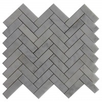 Boardwalk Herringbone 12x12 Polished Mosaic