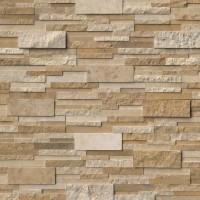 Casa Blend 6x24 3D Multi Finish Ledger Panel