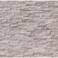 Gray Oak 6X24 Splitface Ledger Panel
