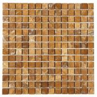 Autumn Gold 0.78x0.78 Polished Mosaic