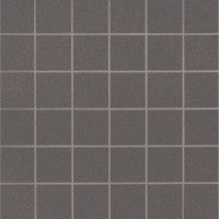 Optima Graphite 2X2 Matte Ceramic Mosaic