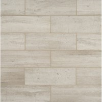 White Oak 4x12 Honed