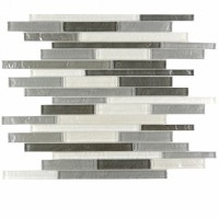 Geo Collection Monte Sargo Tile Thin Linear