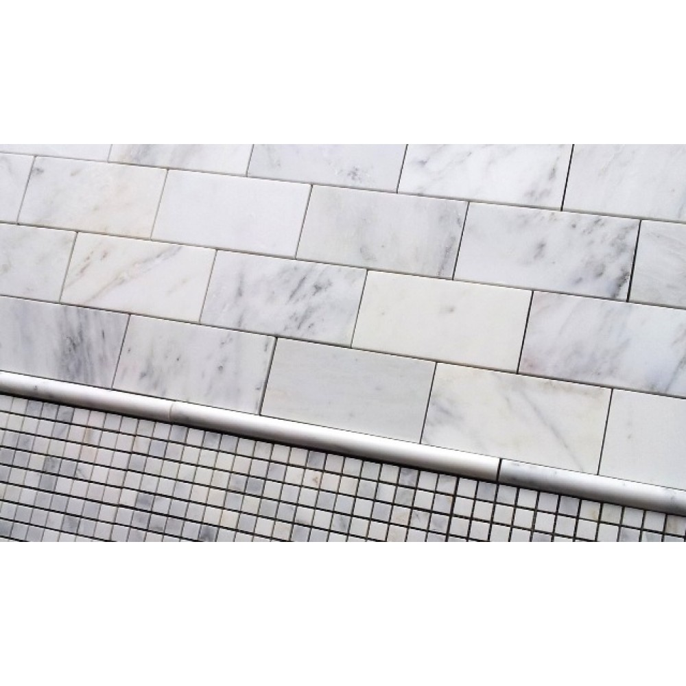 Arabescato Carrara 4X4 Polished