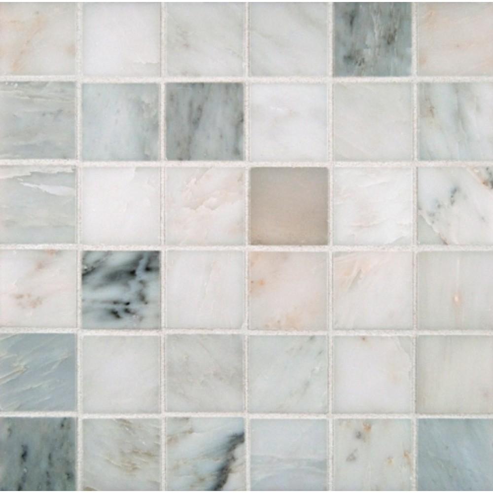 Arabescato Carrara 2x2 Honed