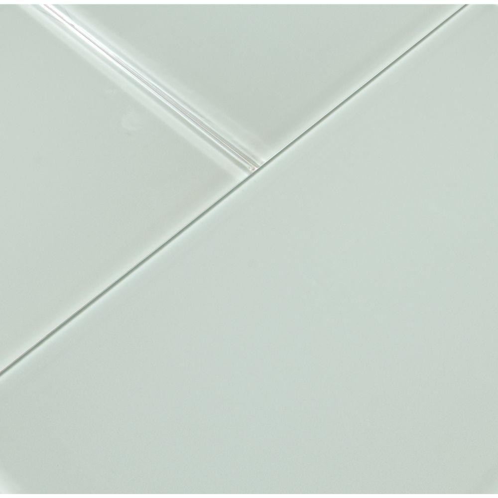 Arctic Ice 6x12x8MM Subway Tile