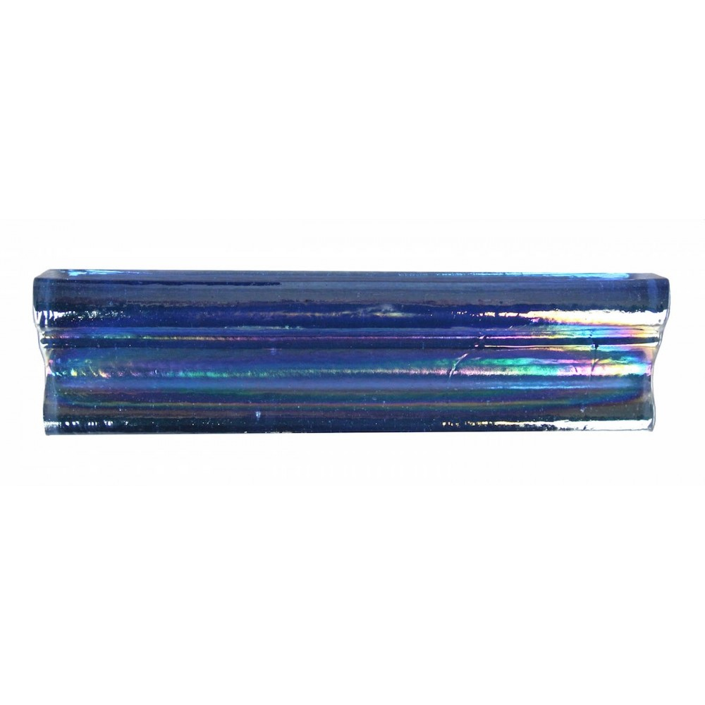 Atmosphere Collection 2 x 8 Sapphire Bullnose