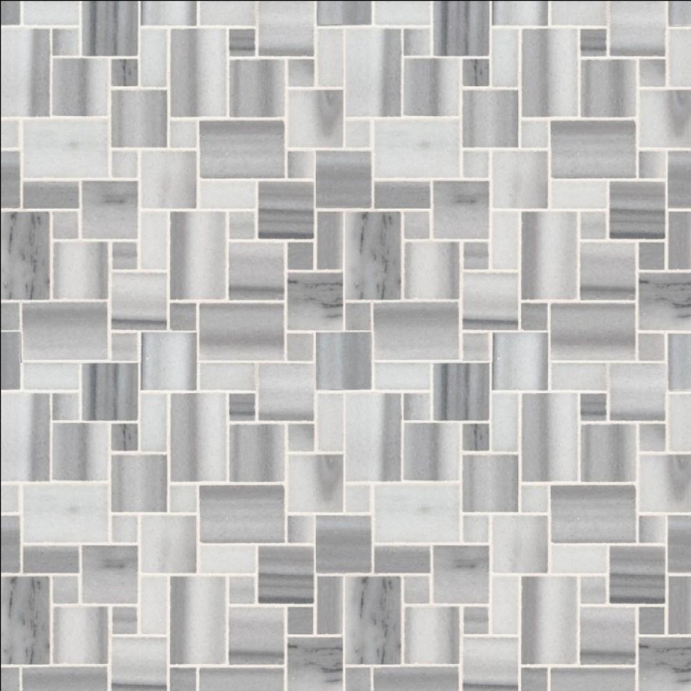 Bergamo Magic Pattern Polished Marble Wall Tile