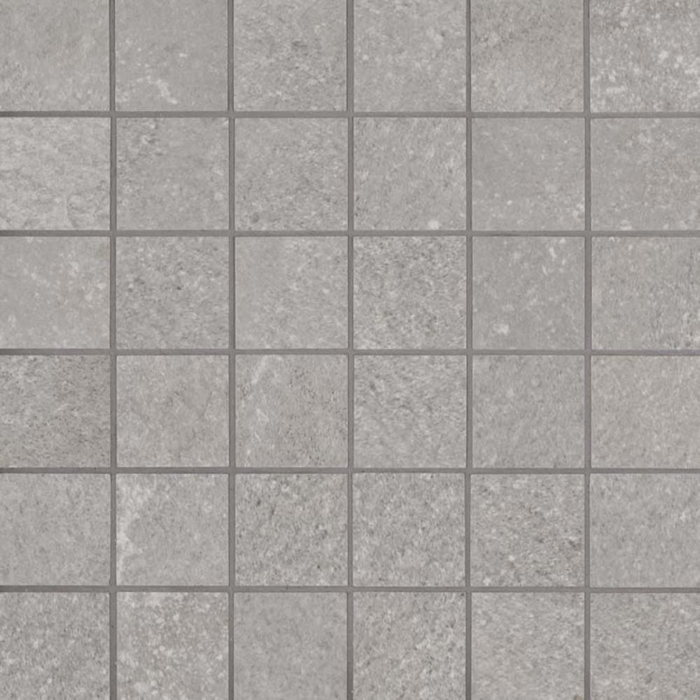Brixstyle Gris 2X2 Matte Porcelain Mosaic