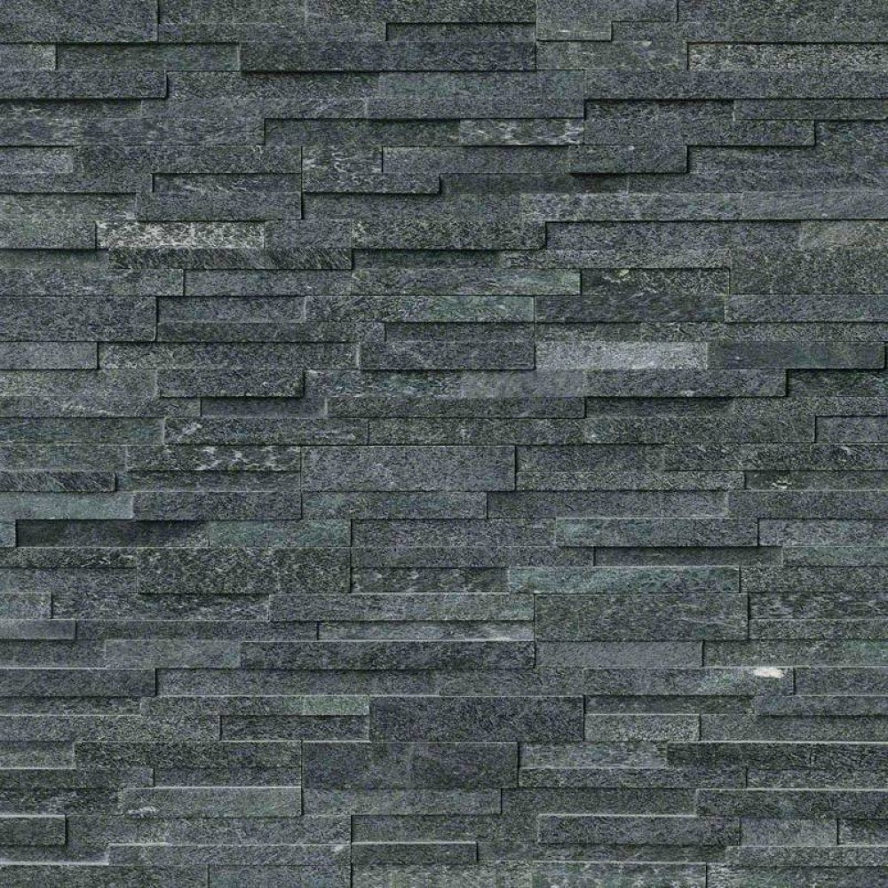 Coal Canyon 6x12x6 3D Honed Corner Ledger Panel