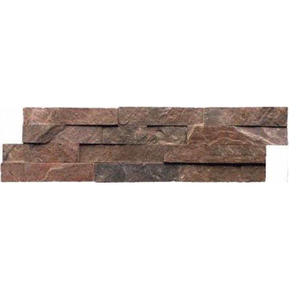 Copper Ledger Panel  6x24 Split Face