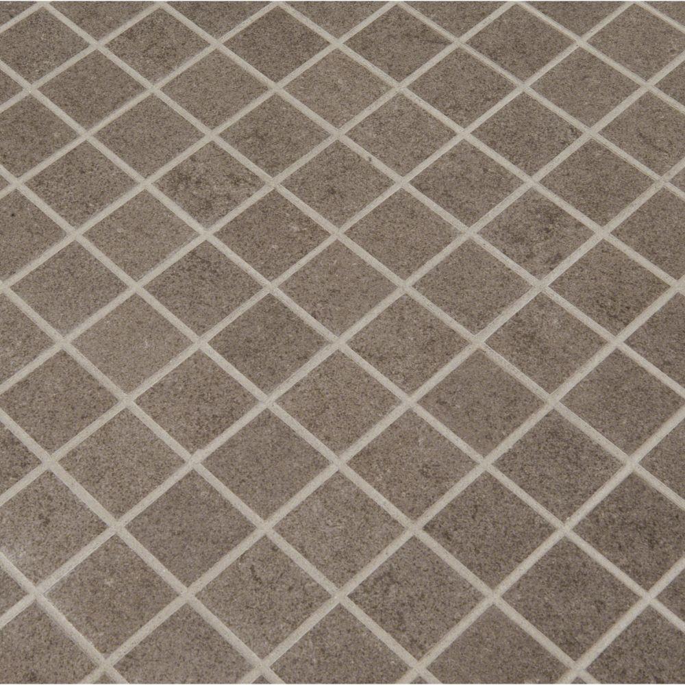 Dimensions Concrete 2x2 Matt Mosac
