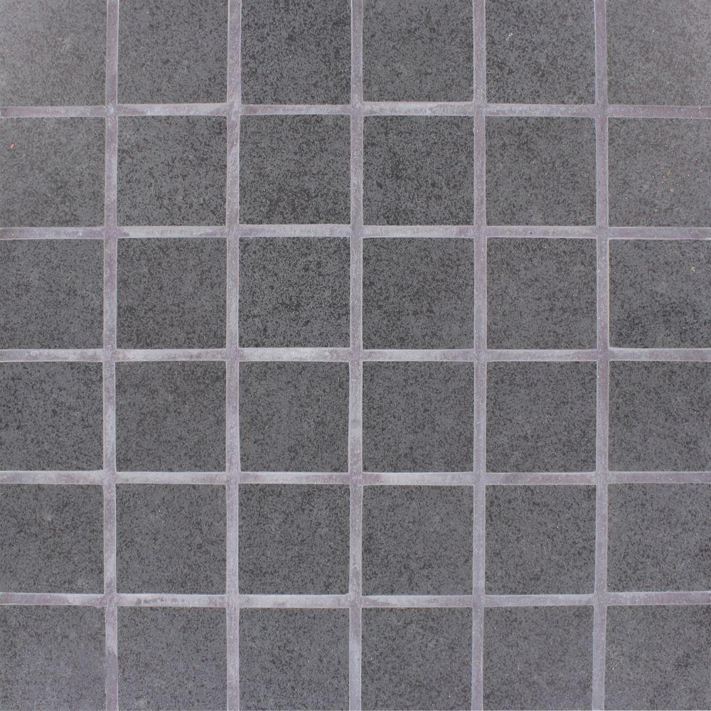 Dimensions Graphite 2X2 Matte Mosaic