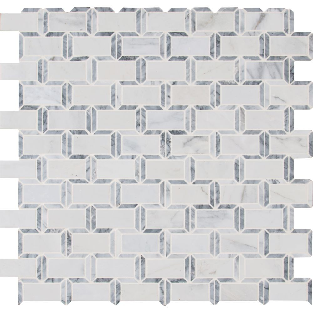 Framework 2x4 Polished Subway Tile Backsplash Tile Usa