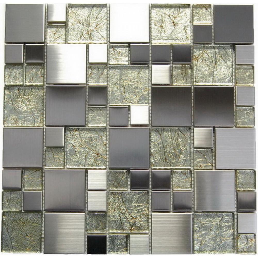 Odyssey Magic Pattern Mosaic 12x12 Green Blend