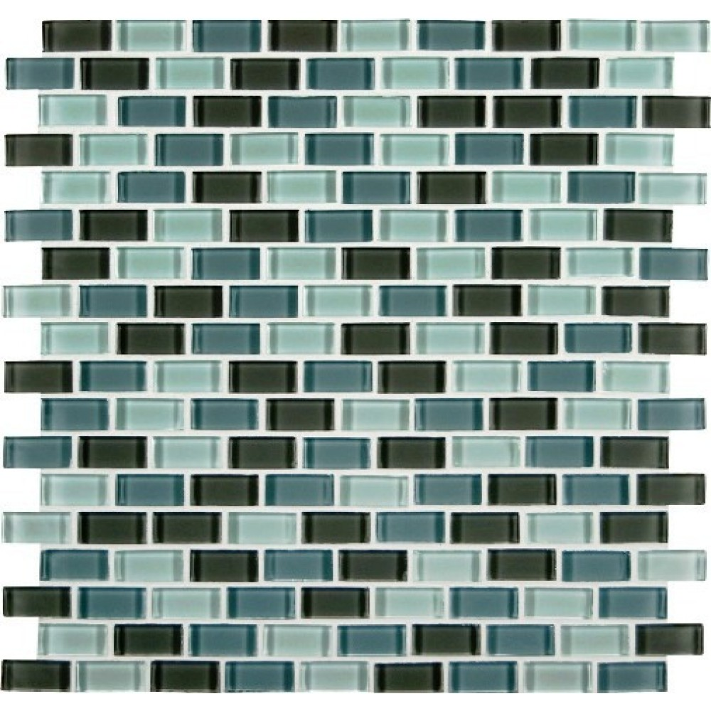 Majestic Ocean Mini Brick Pattern