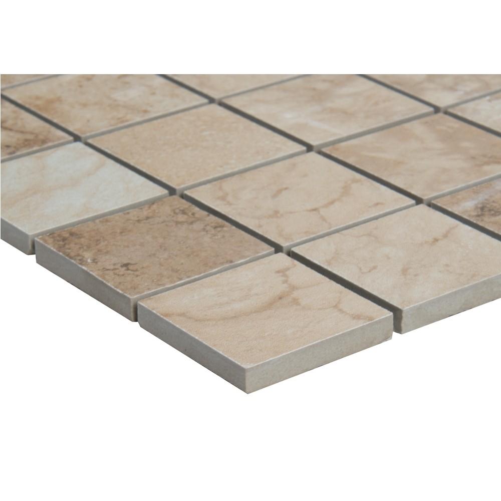 Napa Noce 2X2 Matte Ceramic Mosaic