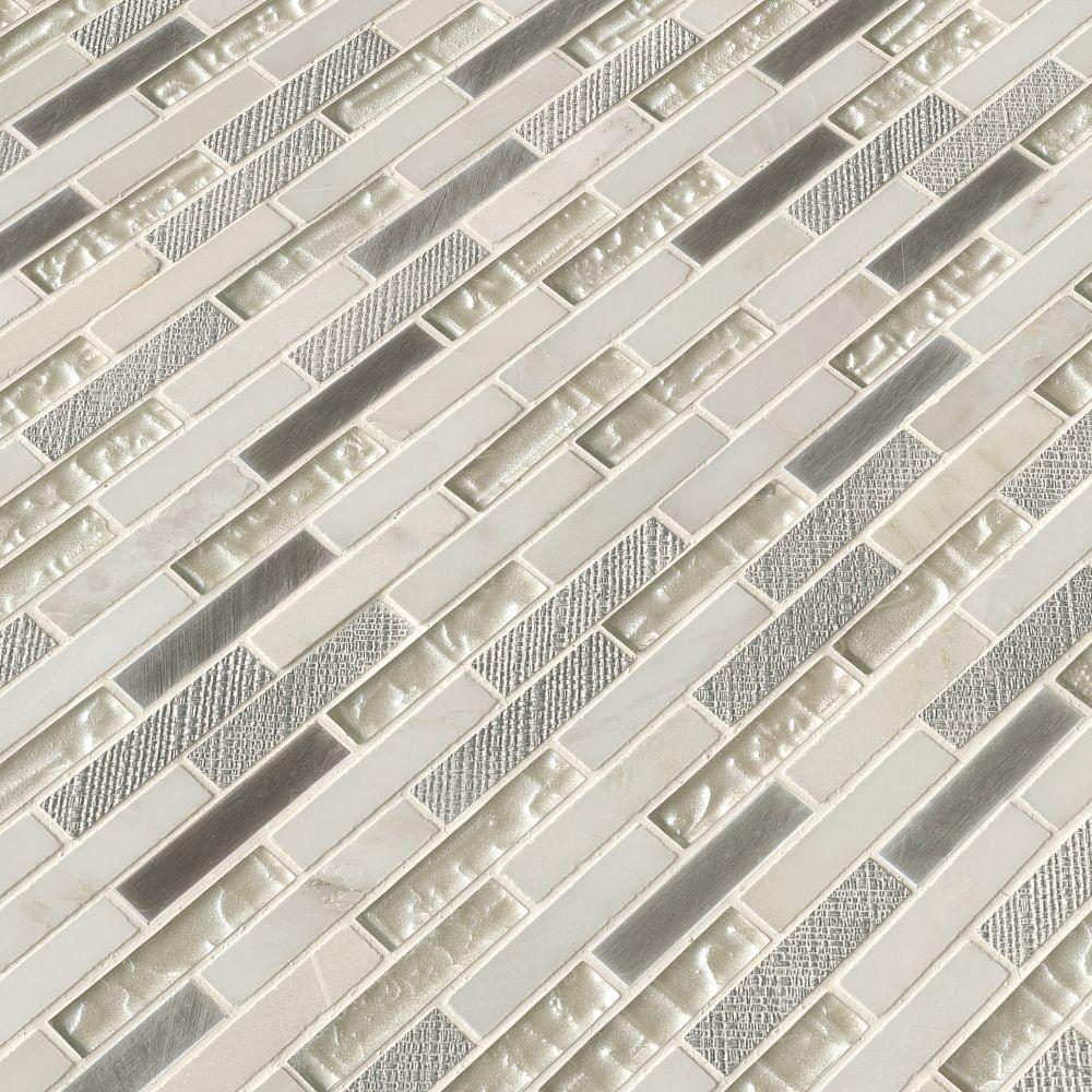 Ocean Crest Brick Pattern 5/8X3X8mm