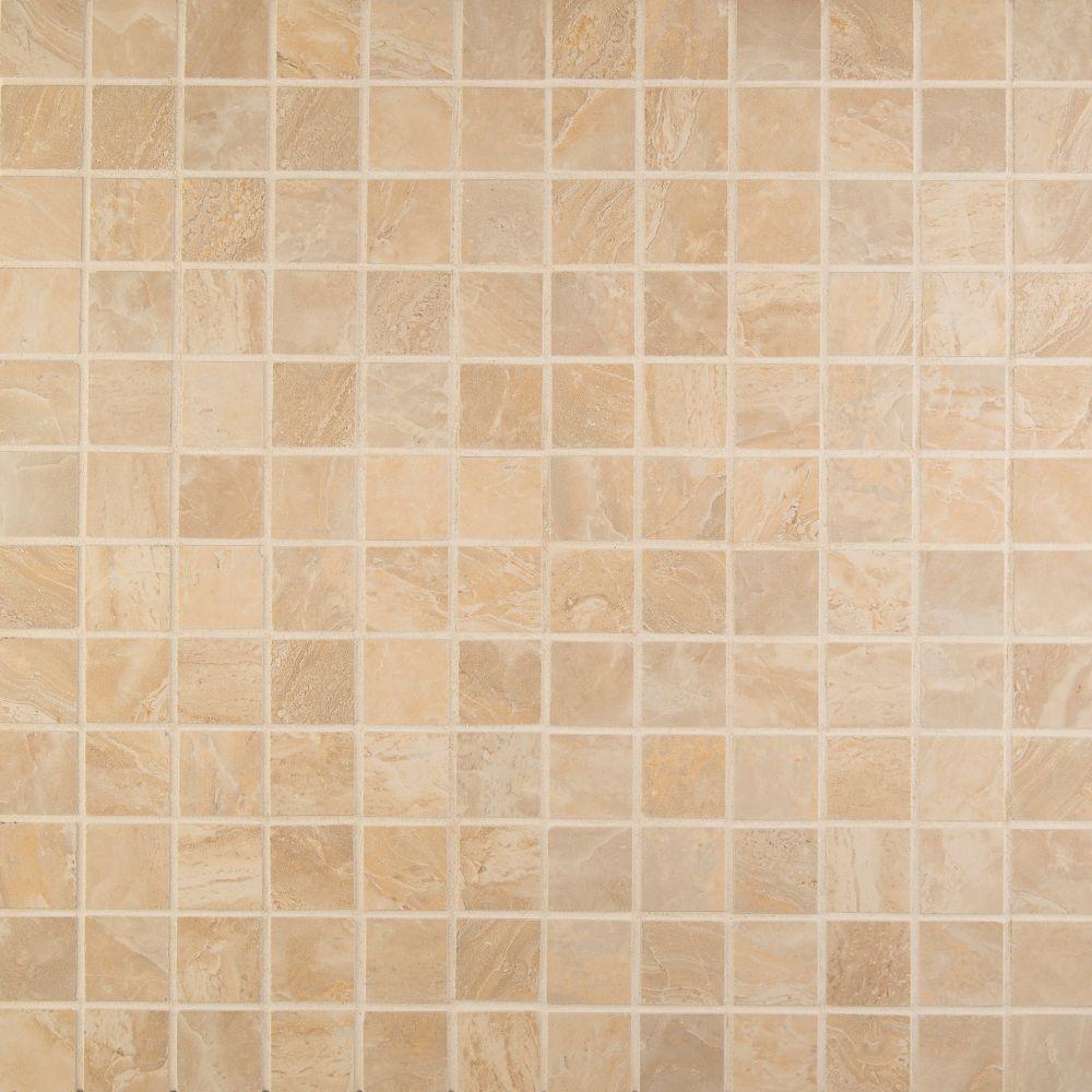 Onyx sand 2x2 Matte Mosaic