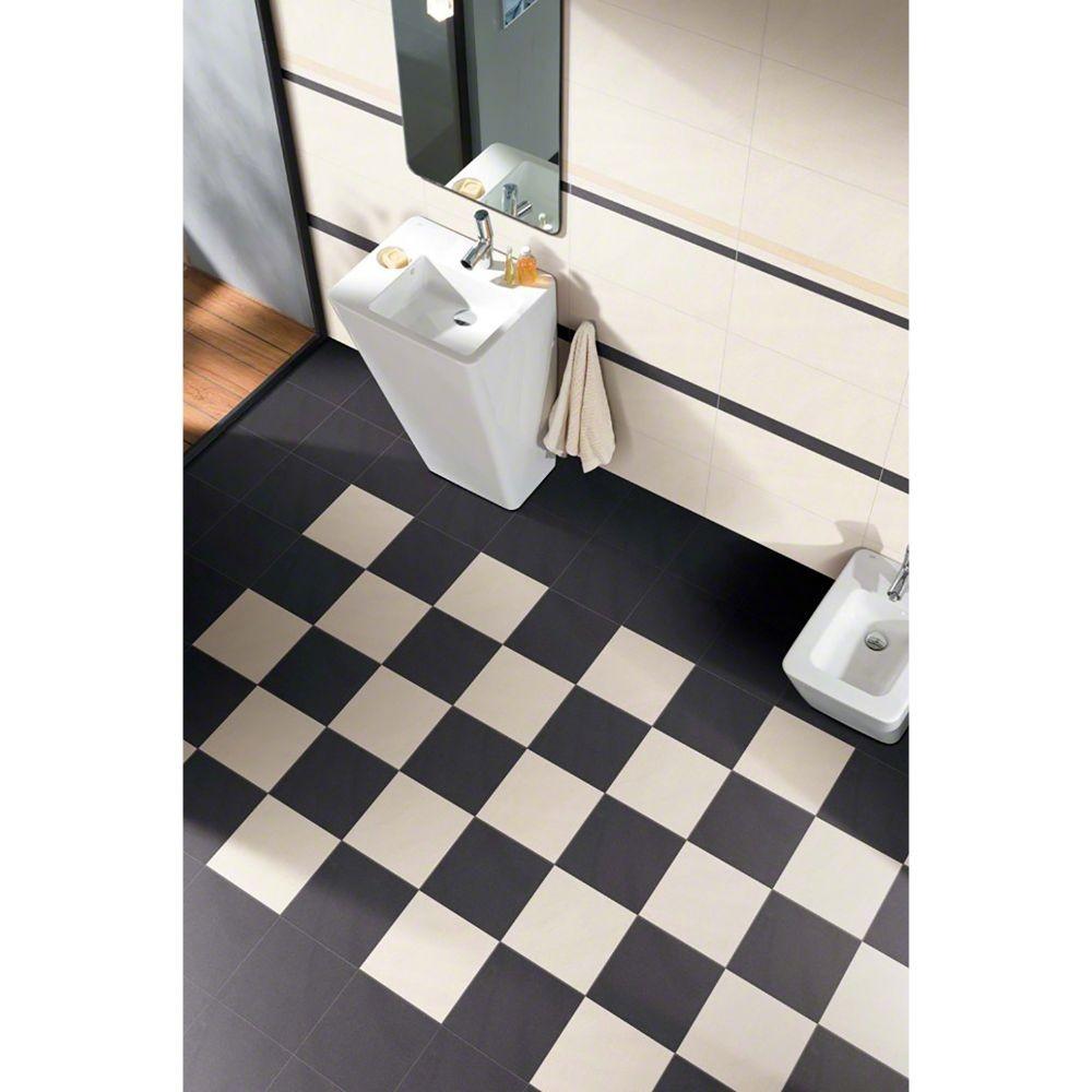 Optima Graphite 12x24 Polished Porcelain Tile