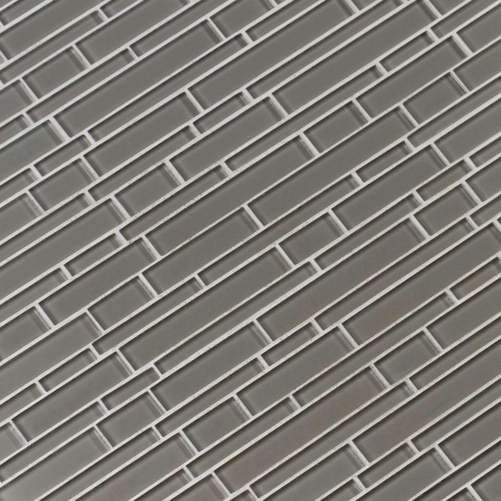 Pebble Interlocking Pattern 8mm