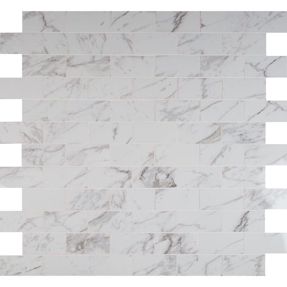 Pietra Carrara 2X4 Polished