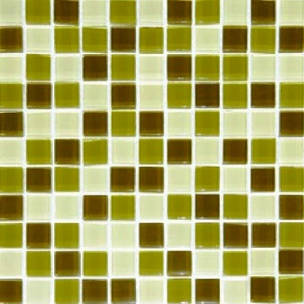Rain Forest Blend 1x1x8mm Crystallized