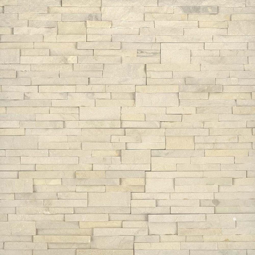 Sedona Beige 6X6 Split Face Corner Ledger Panel