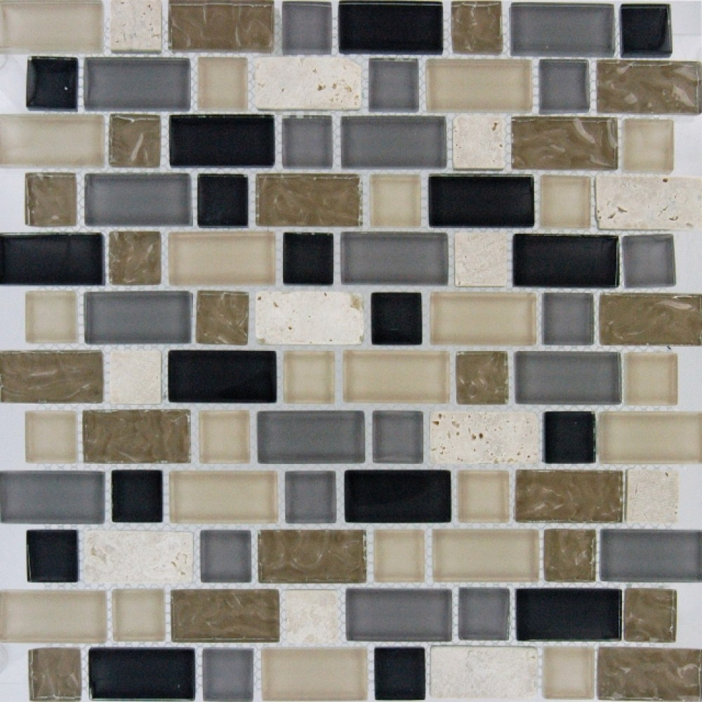 Stonecrest Interlocking 8MM Mosaic