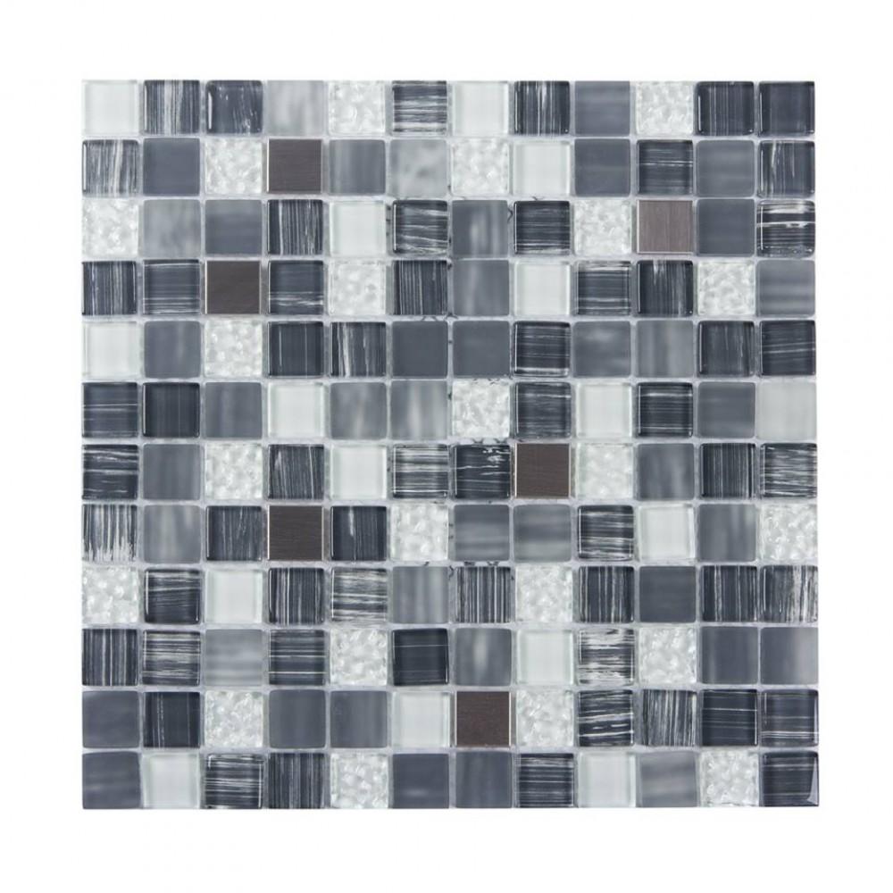Waxtonberry 1x1 Glass hand painting Mosaic