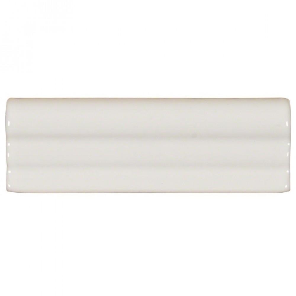 Whisper White Crown 2x6 Glossy