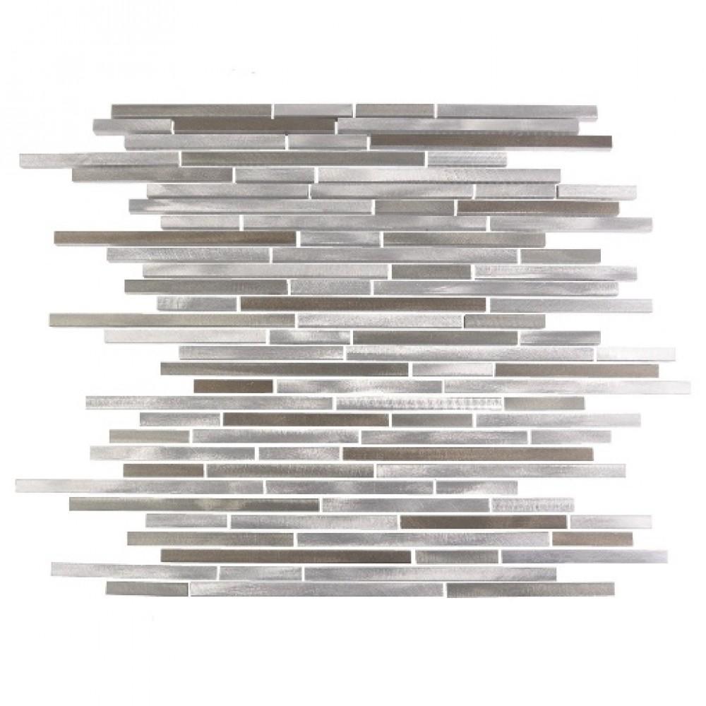 City Lights Collection San Francisco Aluminum Thin Tile