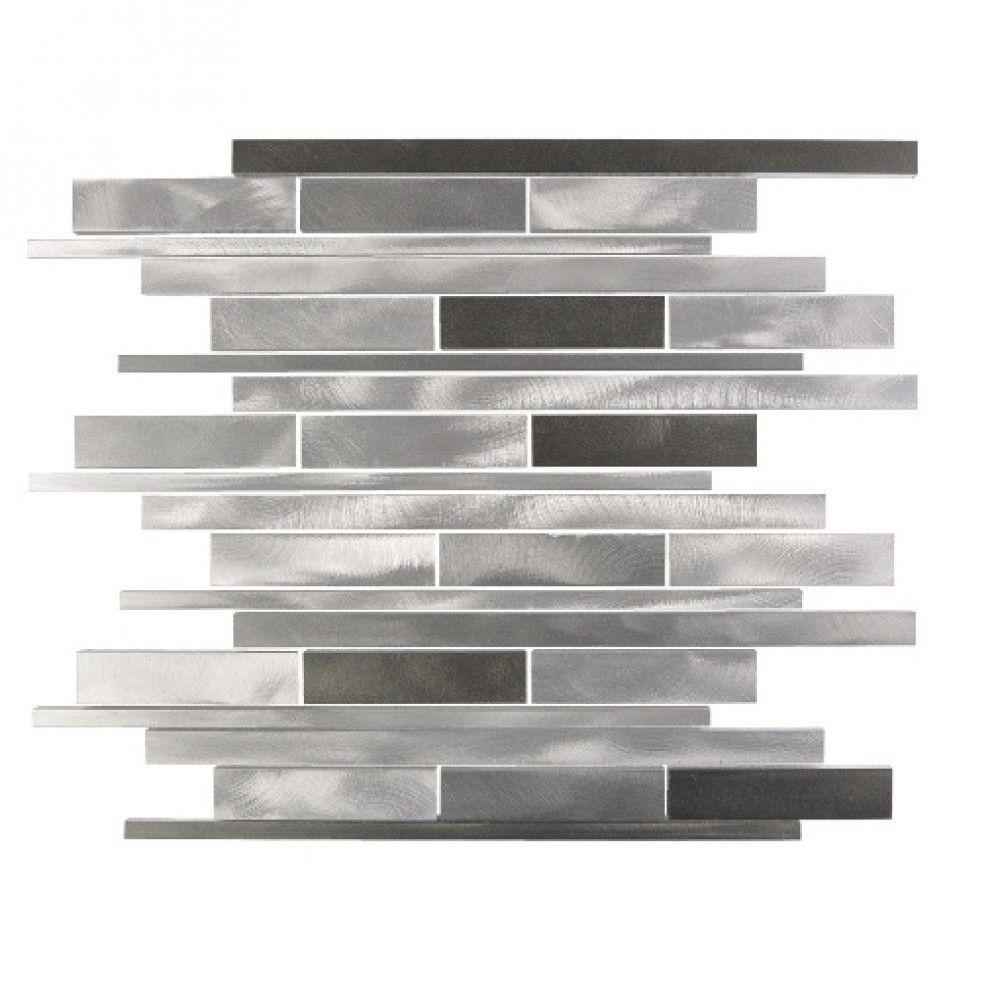 City Lights Collection New York Aluminum Wide Tile