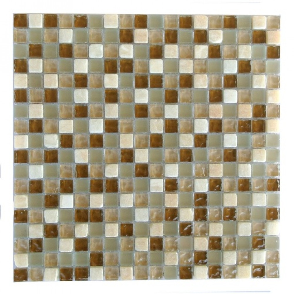 Quartz Collection 5/8 x 5/8 Deserto Glass