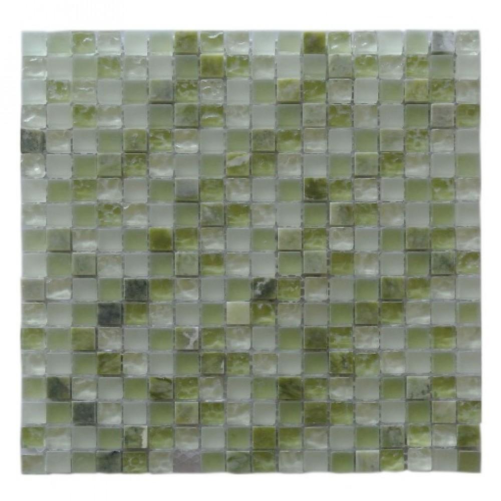 Quartz Collection 5/8 x 5/8 Calce Glass