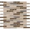 Diamante Brick 0.625x3x8mm Blend Mosaic