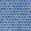 Hawaiian Beach 1X1 Staggered Glass Mosaic
