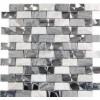 Metallix Brick 1x2 Interlocking Blend