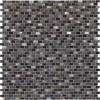 Midnight Pearl Mini Brick Pattern 8mm