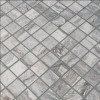 Pietra Bernini Carbone 2X2 Matte Mosaic
